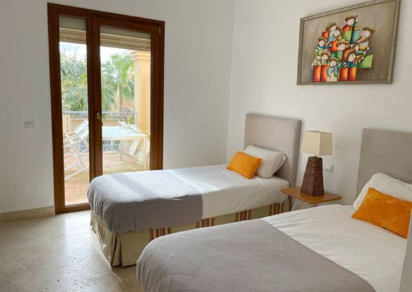 Top Floor Apartment in Nagüeles, Costa del Sol