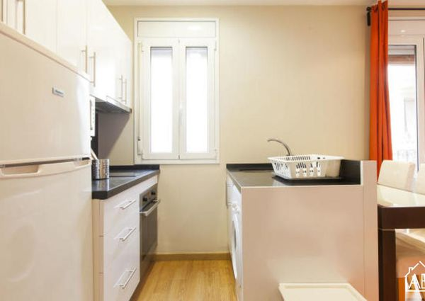 Modern, two bedroom beach apartment for rent