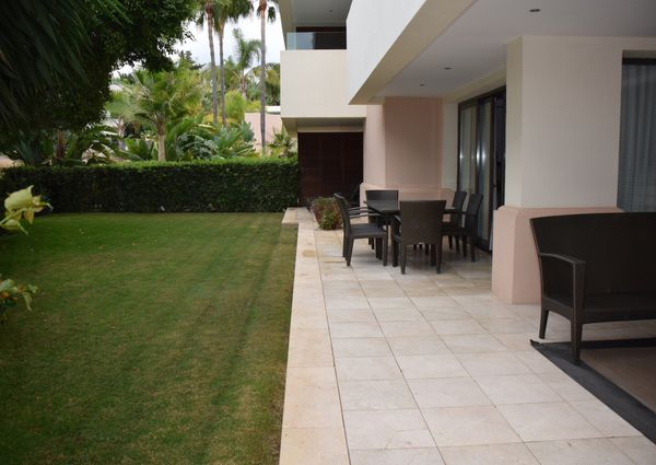 Los Monteros Ground Floor Apartment