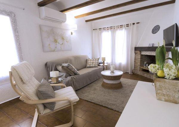 Apartamento Olivia LT Apartment in Moraira, Costa Blanca, Spain