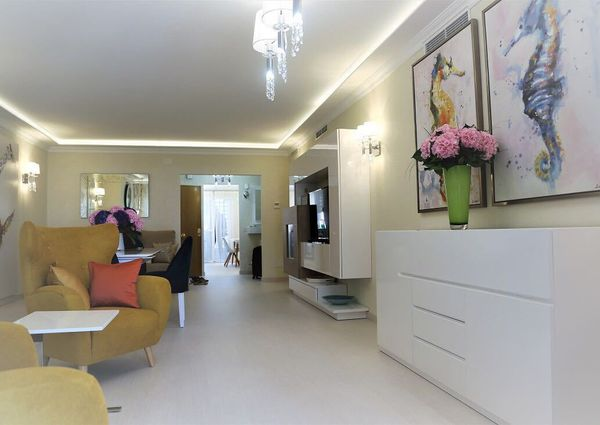 Middle Floor Apartment in Guadalmina Baja, Costa del Sol