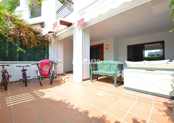 San Pedro de Alcántara Ground Floor Apartment