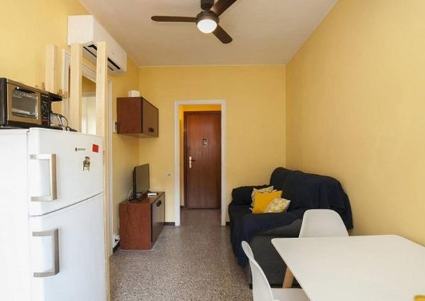 Welcoming and cosy two-bedroom apartment near Sagrada Familia