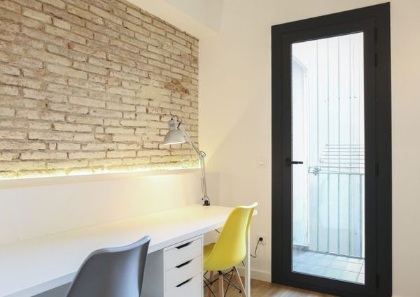 Ad-Flat for rent calle gombau 2 bedrooms