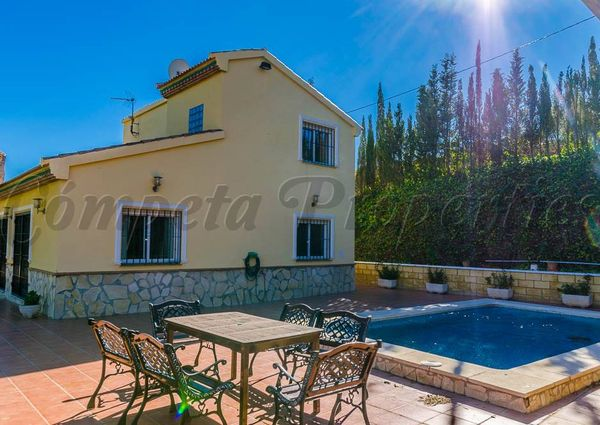 Country Property in Árchez, Inland Andalucia in the mountains