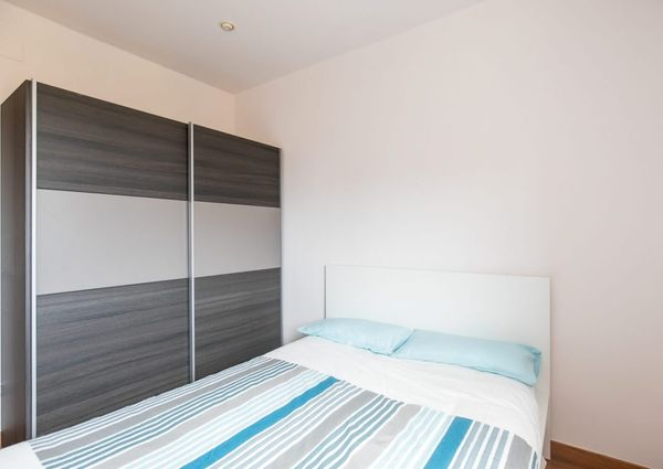 2 bedrooms apartment 5mn to the beach