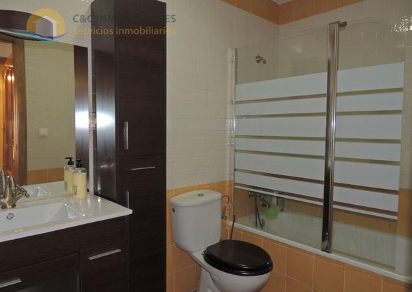 2 bedroom 2 bathroom apartment with pool