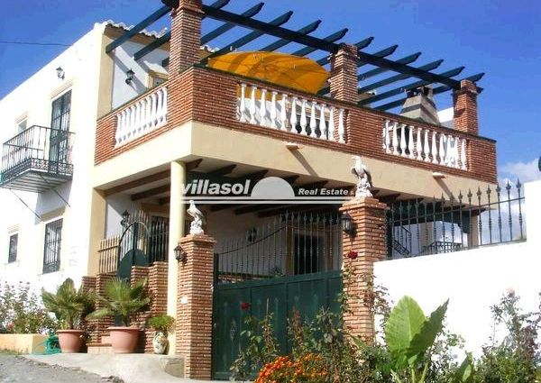 Country Home for rent in Nerja, Málaga, Spain