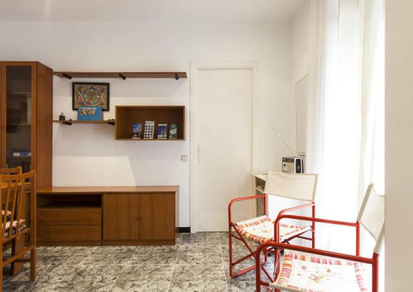 1 bedroom Barceloneta apartment for rent, right by the beach