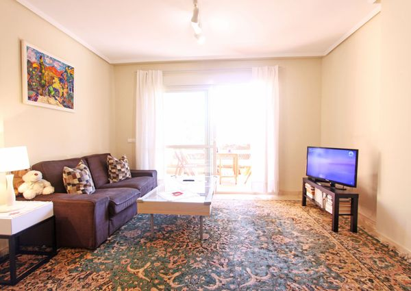 Carib Playa Middle Floor Apartment