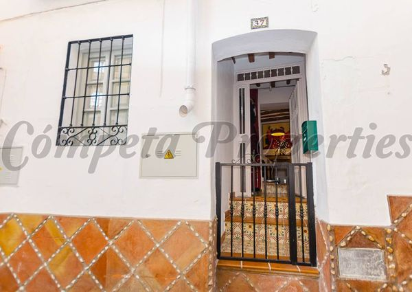 Townhouse in Cómpeta, Inland Andalucia in the mountains
