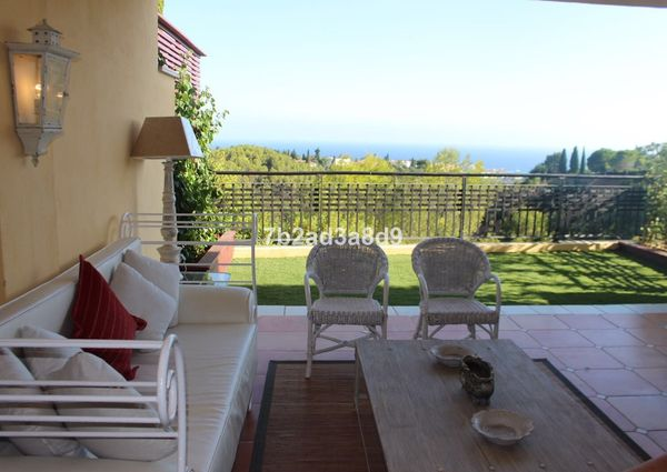 Ground Floor Apartment in The Golden Mile, Costa del Sol