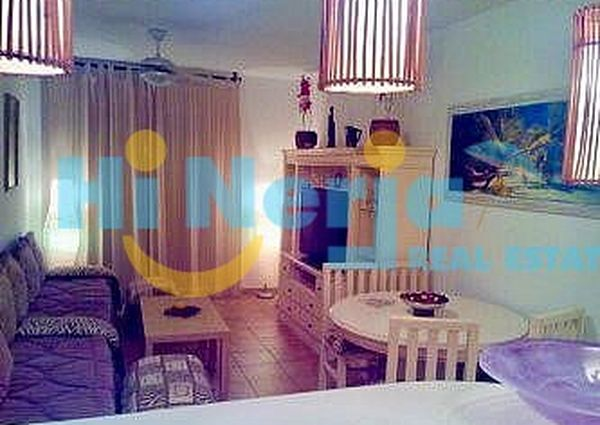 2 bedroom Apartment private garden and pool Peñoncillo 2nd line Beach LONG SEASON