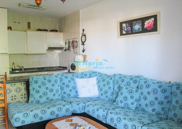 APARTMENT 2 BEDROOMS TERRACE POOL GARDEN LONG SEASON TORROX PARK