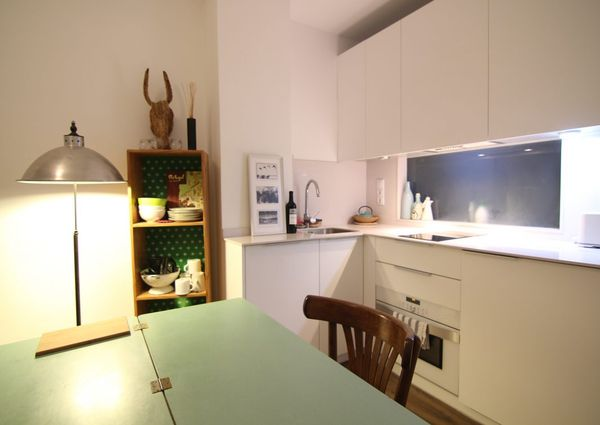 Ad – 2 double bedrooms Apartment – Carrer Ricart