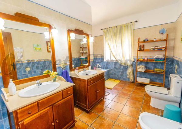 Country Property in Torrox, Inland Andalucia at the foot of the mountains