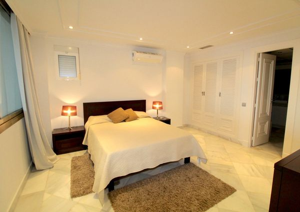 Puerto Banús Ground Floor Apartment