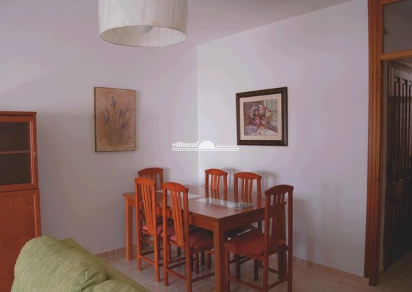 A two bedroom property in the centre of Nerja.