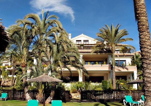 Ground Floor Apartment in Los Monteros, Costa del Sol