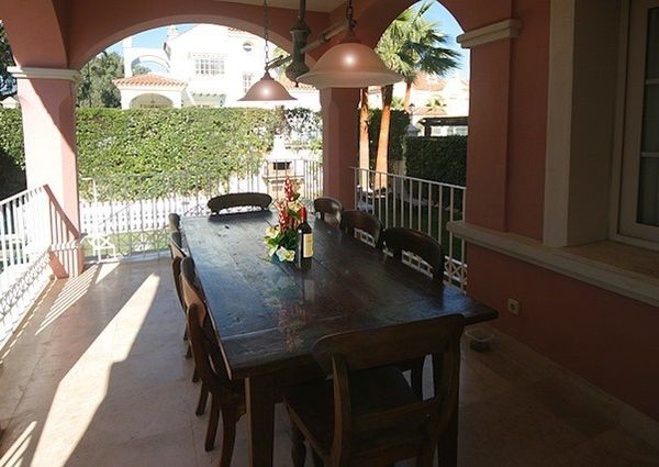 Detached Villa in Puerto Banús, Costa del Sol