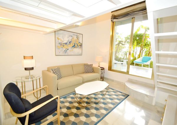 1 Bedroom Ground Floor Apartment in Puerto Banús