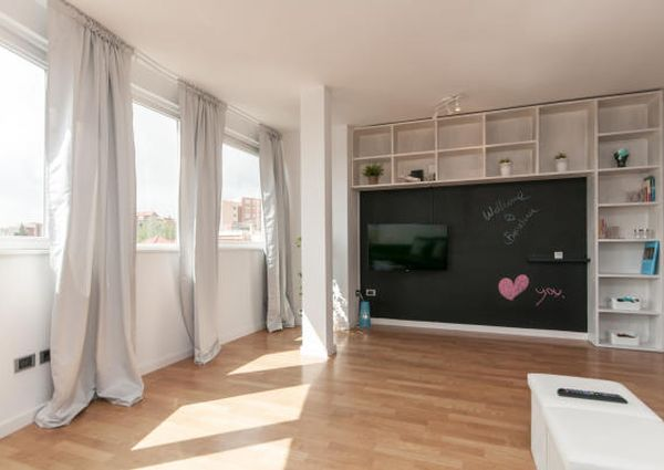 One bedroom apartment with fantastic views of Barcelona