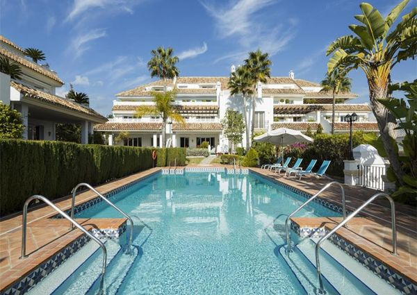 Penthouse in The Golden Mile, Costa del Sol