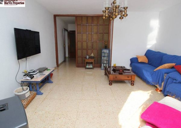 Apartment in Benidorm downtown area