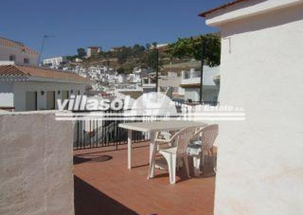 Village/town house for rent in Torrox, Málaga, Spain