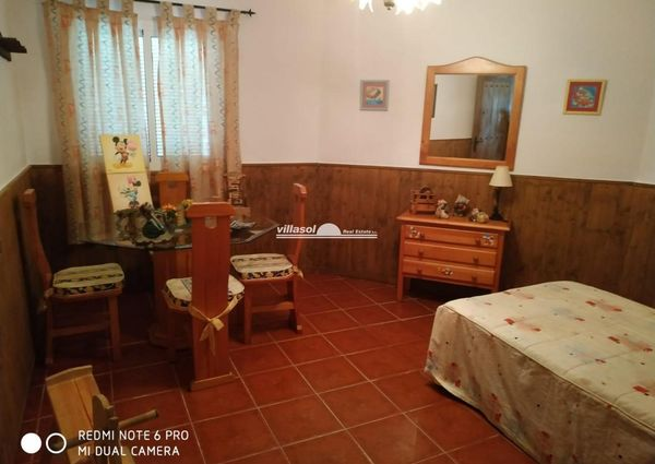 Cortijo for Rent in Torrox, Large private Garden