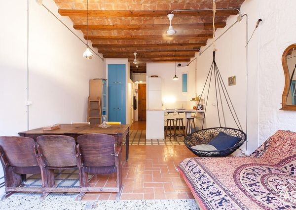 Fantastic Apartment in El Raval neighbourhood