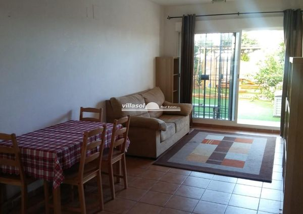 TWO BEDROOMED GARDEN APARTMENT CLOSE TO BEACH