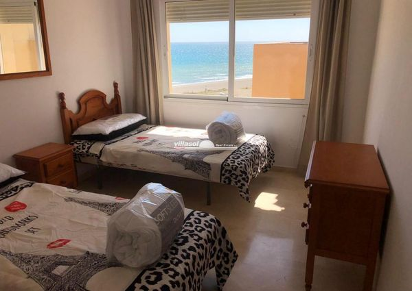 PENTHOUSE DUPLEX APARTMENT, for rent in Torrox Costa,