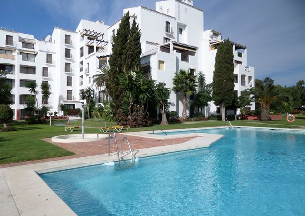 Ground Floor Apartment in Puerto Banús, Costa del Sol