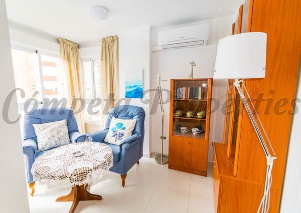 Apartment in Torrox-Costa, Front line of beach