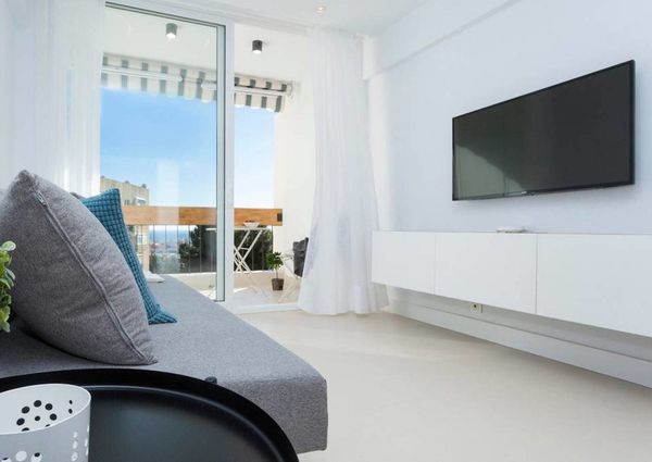 Marbella Middle Floor Apartment