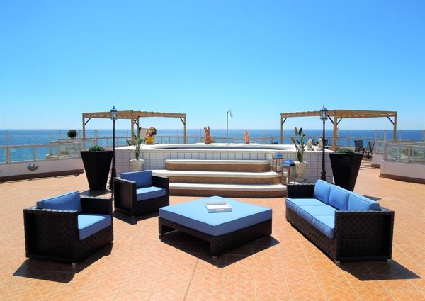 Penthouse for rent in Torrox Costa
