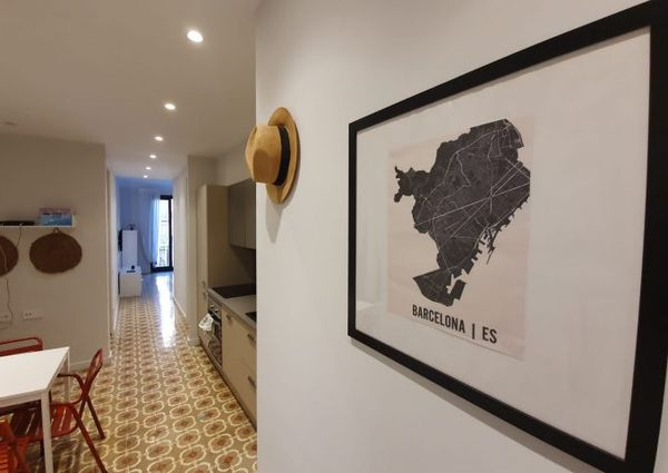 Two bedroom apartment in Eixample