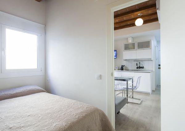 Modern, two bedroom apartment for rent, right by the beach