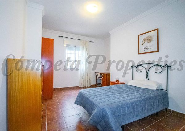 Apartment in Cómpeta, Inland Andalucia at the foot of the mountains