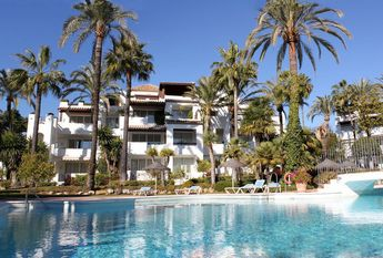 Ground Floor Apartment Estepona