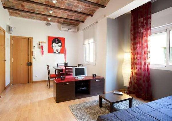 One-bedroom apartment close to the beach in Barcelona