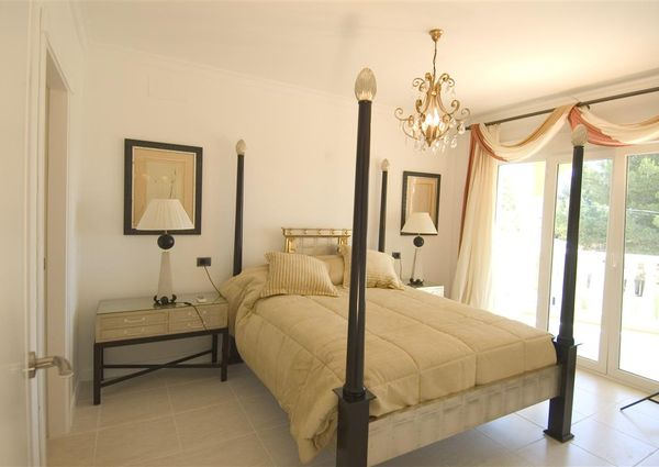 Apartment for rent in Moraira