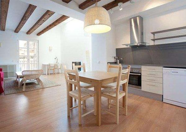 Completely renovated Barcelona apartment close to the Picasso Museum