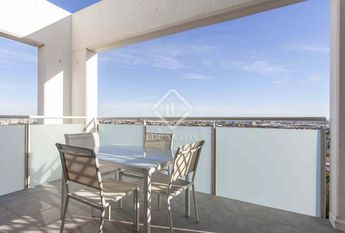 Fantastic penthouse for rent in the City of Arts and Sciences, Valencia