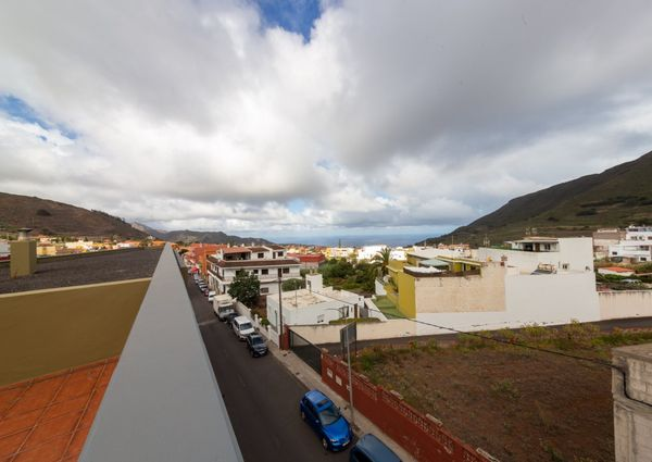 Wonderful apartment for rent in the heart of Tegueste.