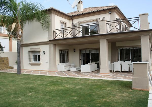 Puerto Banús Detached Villa