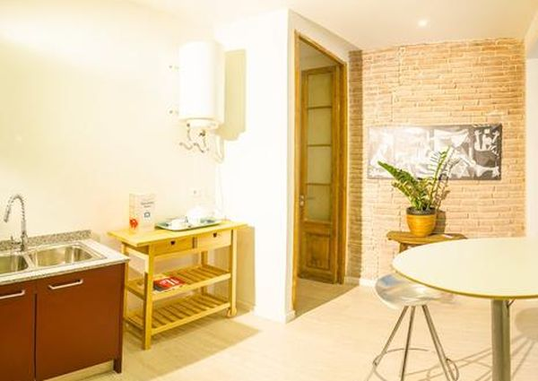 Contemporary One-Bedroom Apartment with Balcony in Eixample