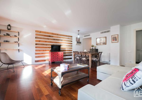 Wonderful two-bedroom apartment with Communal Terrace and Pool in the Gothic Quarter