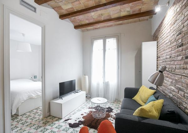 Two bedroom apartment in Poble Sec